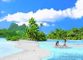 Bora Bora Inseln
