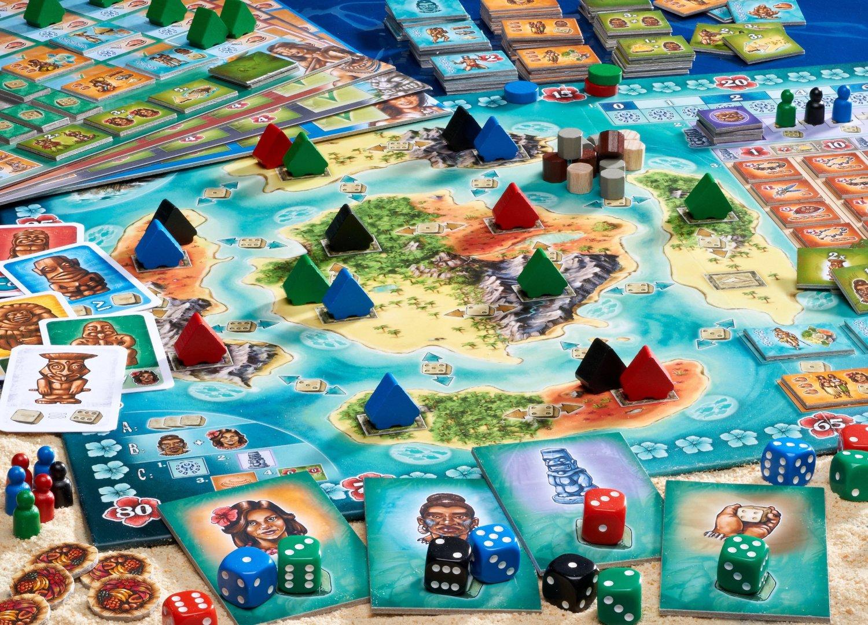 Bora Bora SpielBora Bora Spiel