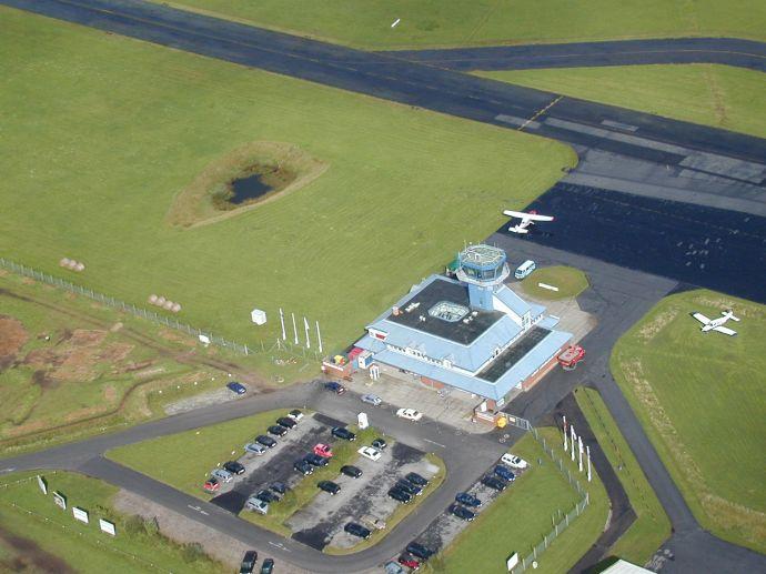 Sylt Flughafen