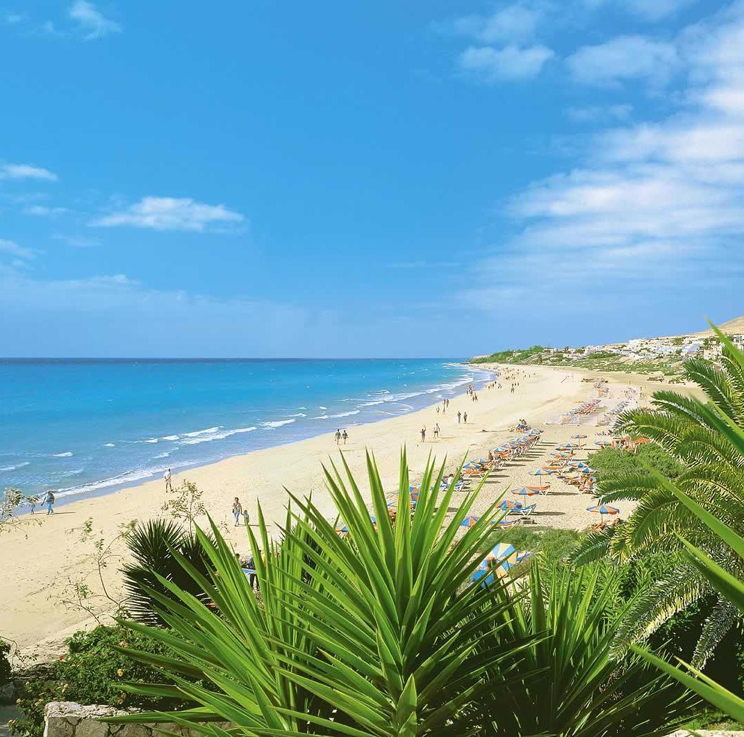 Kanarische Inseln Strand